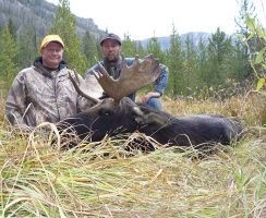 terry-bosecker-carl-with-both-of-there-first-moose-kill