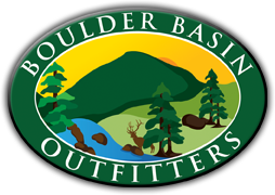 Boulder Basin Outfitters of Cody WY offers expert guided hunting trips as well as Shoshone National Forest backpacking.